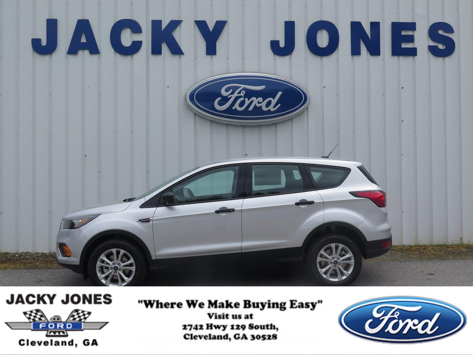 Jacky Jones Ford Cleveland Ga >> New Vehicles