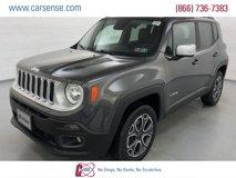 2016 Jeep Renegade LTD NAV