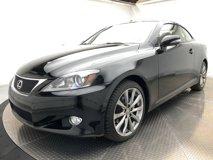 2015 Lexus IS 250C NAVIGATION