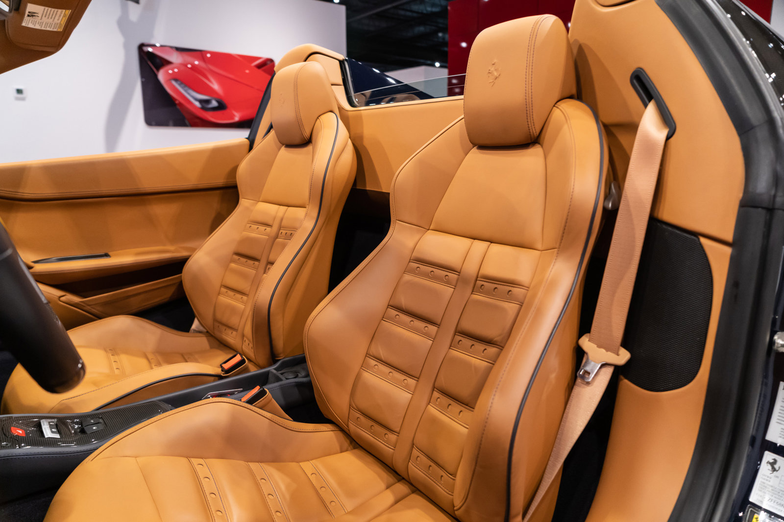Certified Pre-Owned 2014 Ferrari 458 Italia