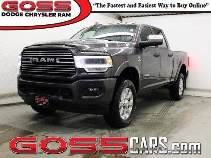 New 2019 Ram Ram 2500 Pickup Laramie