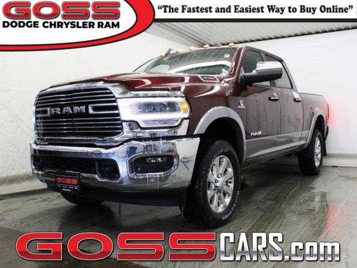 New 2019 Ram Ram 3500 Pickup Laramie