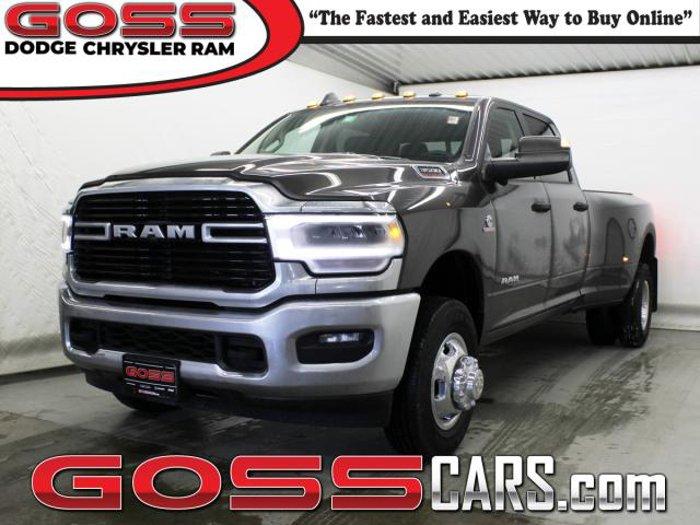 New 2019 Ram Ram 3500 Pickup Tradesman
