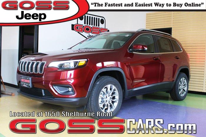 New 2020 Jeep Cherokee Latitude Plus