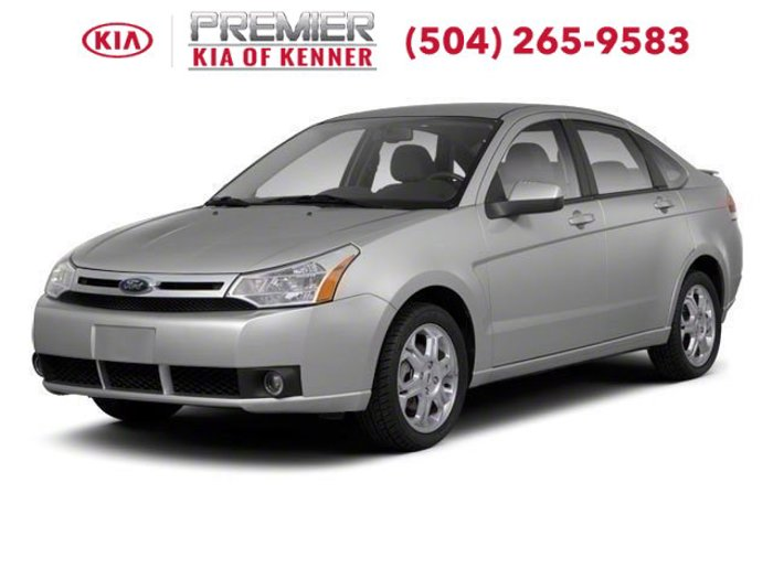 Used 2011 Ford Focus SE Sedan