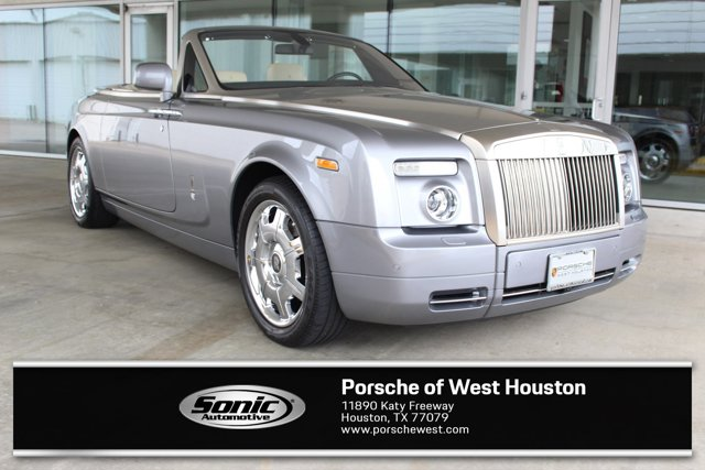 2010 Rolls-Royce Phantom Drophead Coupe Base