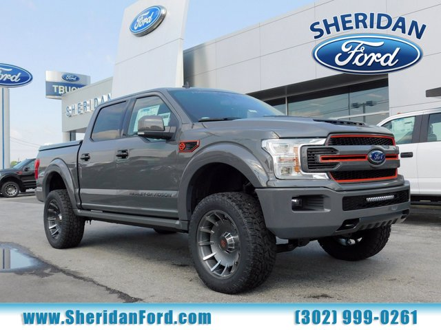 2019 Ford F-150 Harley Davidson Supercharged