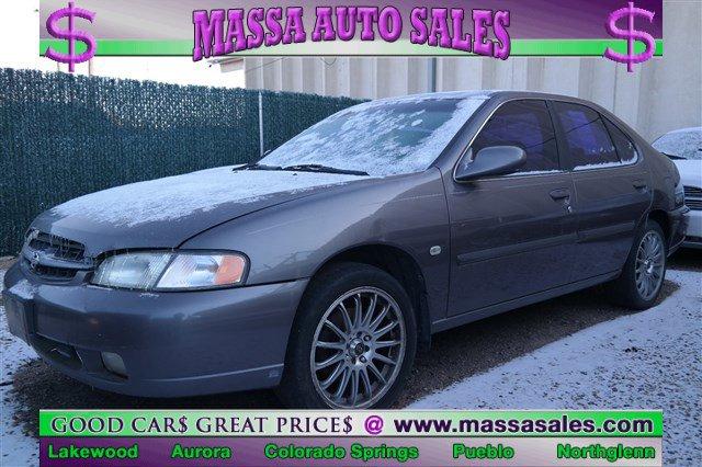 1998 Nissan Altima XE