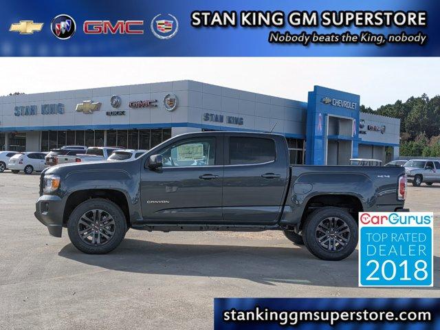 2020 GMC Canyon SLE