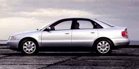 2001 Audi A4 1.8T quattro