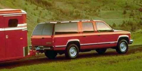 1997 Chevrolet Suburban K2500