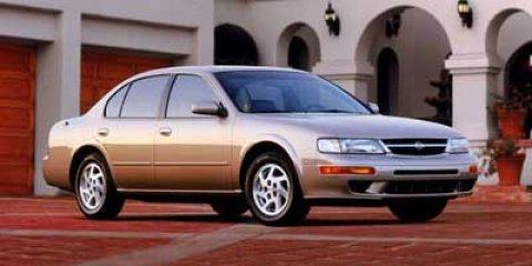 1999 Nissan Maxima GLE