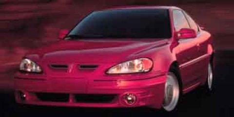 2001 Pontiac Grand Am GT