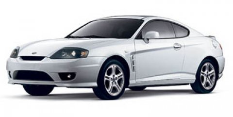 2006 Hyundai Tiburon GT Limited