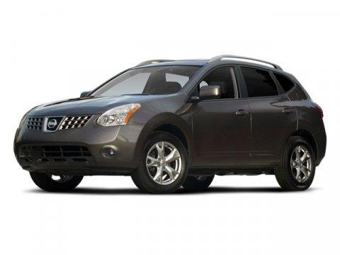 2008 Nissan Rogue S