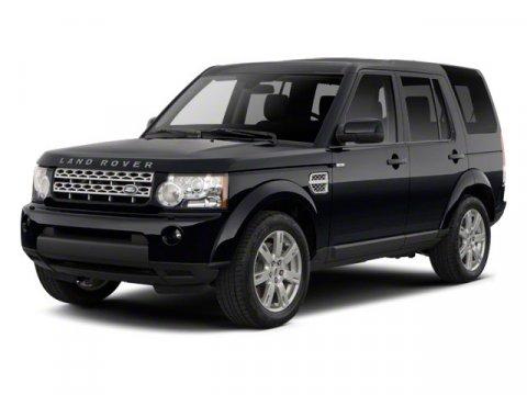 2010 Land Rover LR4 Base