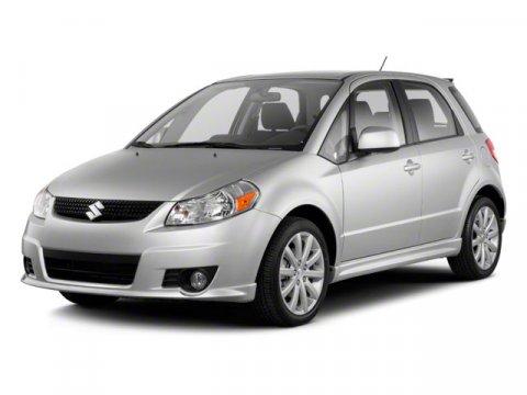 2011 Suzuki SX4 Crossover Premium