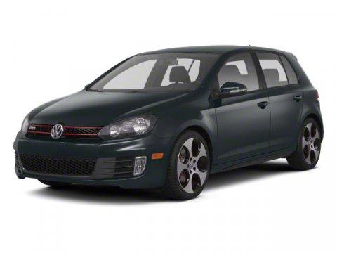 2013 Volkswagen GTI 4DR HB PZEV DSG