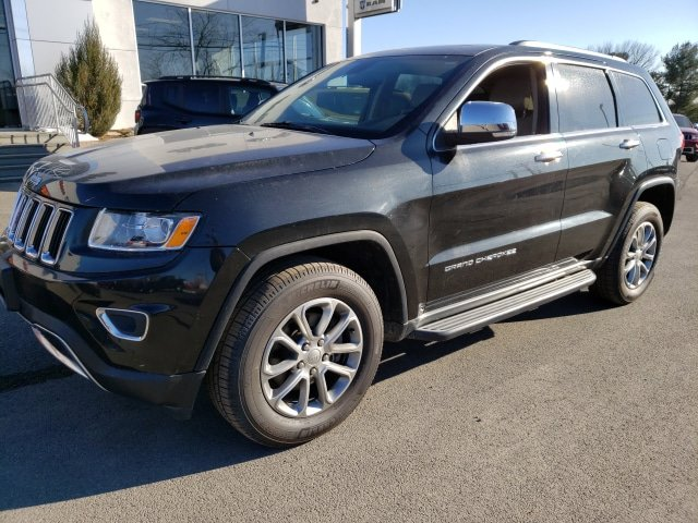 2014 Jeep GrandCherokee Limited