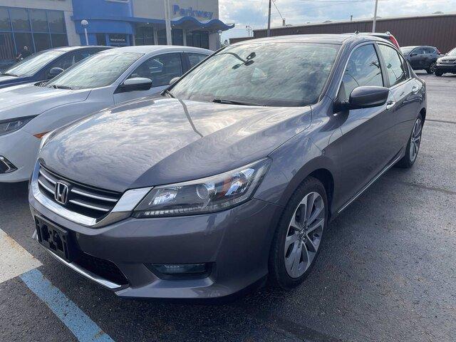 Special - 2015 Honda Accord Sedan