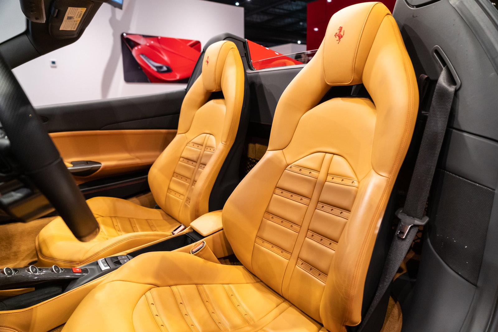 Certified Pre-Owned 2018 Ferrari 488 Spider