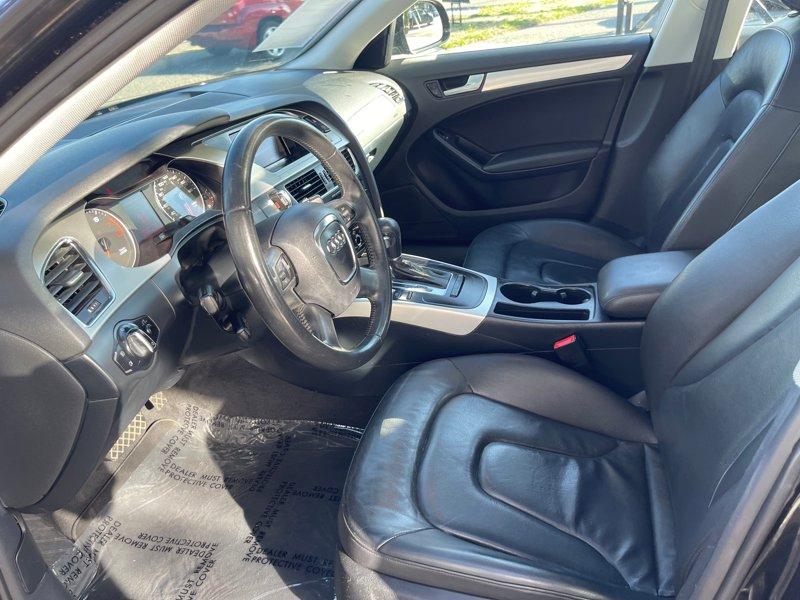 Used 2009 Audi A4 4dr Sdn Auto 2.0T quattro Prem