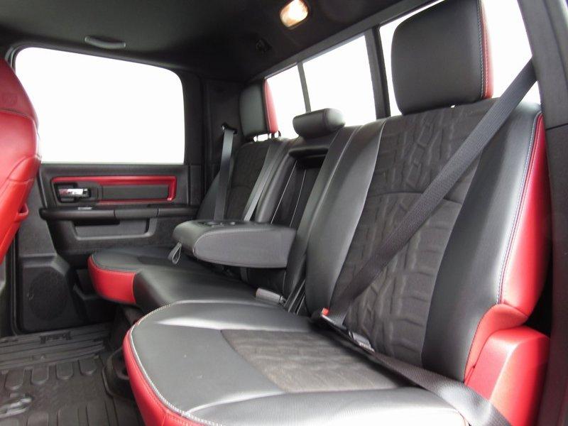 2015 Ram 1500 Rebel 4D Crew Cab