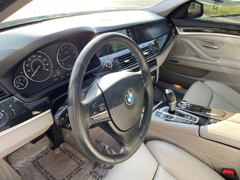 Used 2012 BMW 5 Series 4dr Sdn 528i xDrive AWD