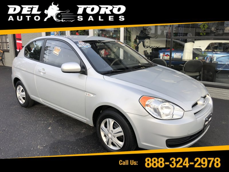 Used 2010 Hyundai Accent 3dr HB Man GS