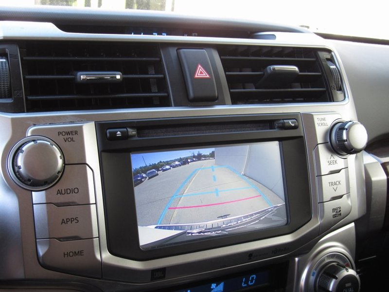 2015 Toyota 4Runner Limited 4D Sport Utility