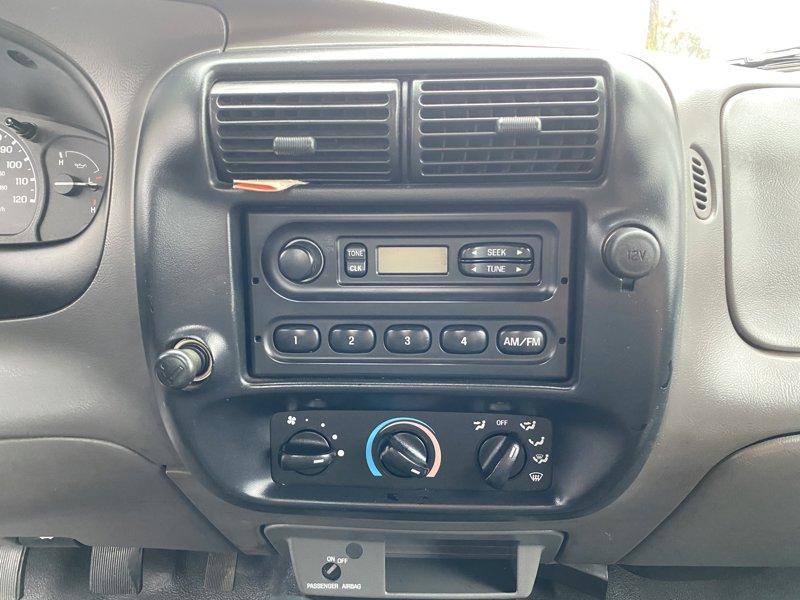 Used 2001 Ford Ranger Reg Cab 2.5L XL