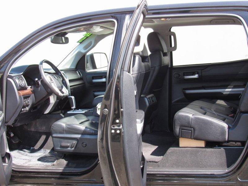 2018 Toyota Tundra Limited 4D CrewMax