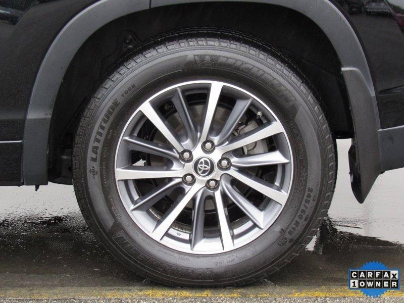 2018 Toyota Highlander XLE 4D Sport Utility