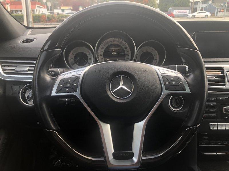 Used 2014 Mercedes-Benz E-Class 4matic
