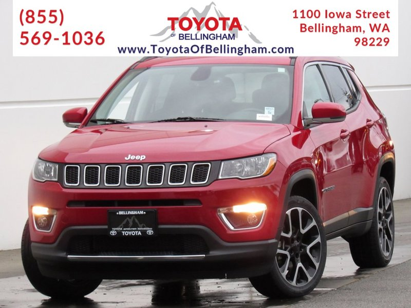 2019 Jeep Compass Limited 4D Sport Utility