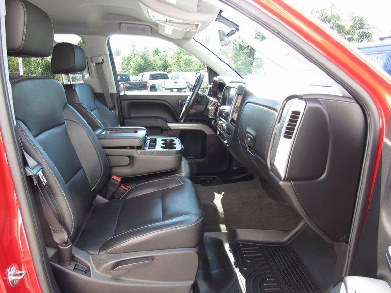 2015 Chevrolet C-K 1500 Pickup - Silverado LT 4D Crew Cab