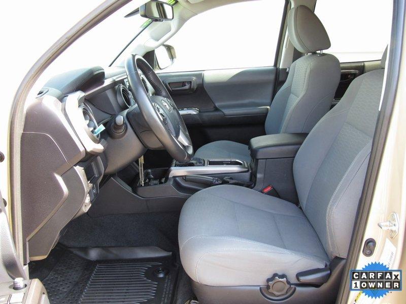 2019 Toyota Tacoma SR5 4D Double Cab