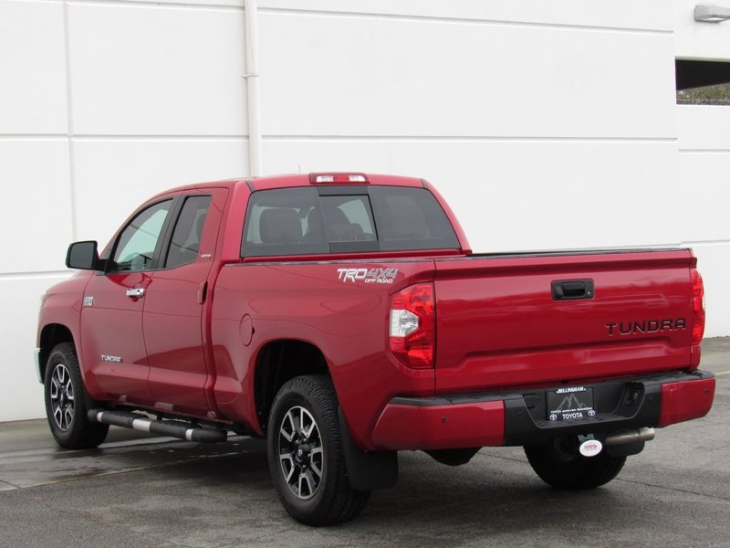 2018 Toyota Tundra Limited 4D Double Cab