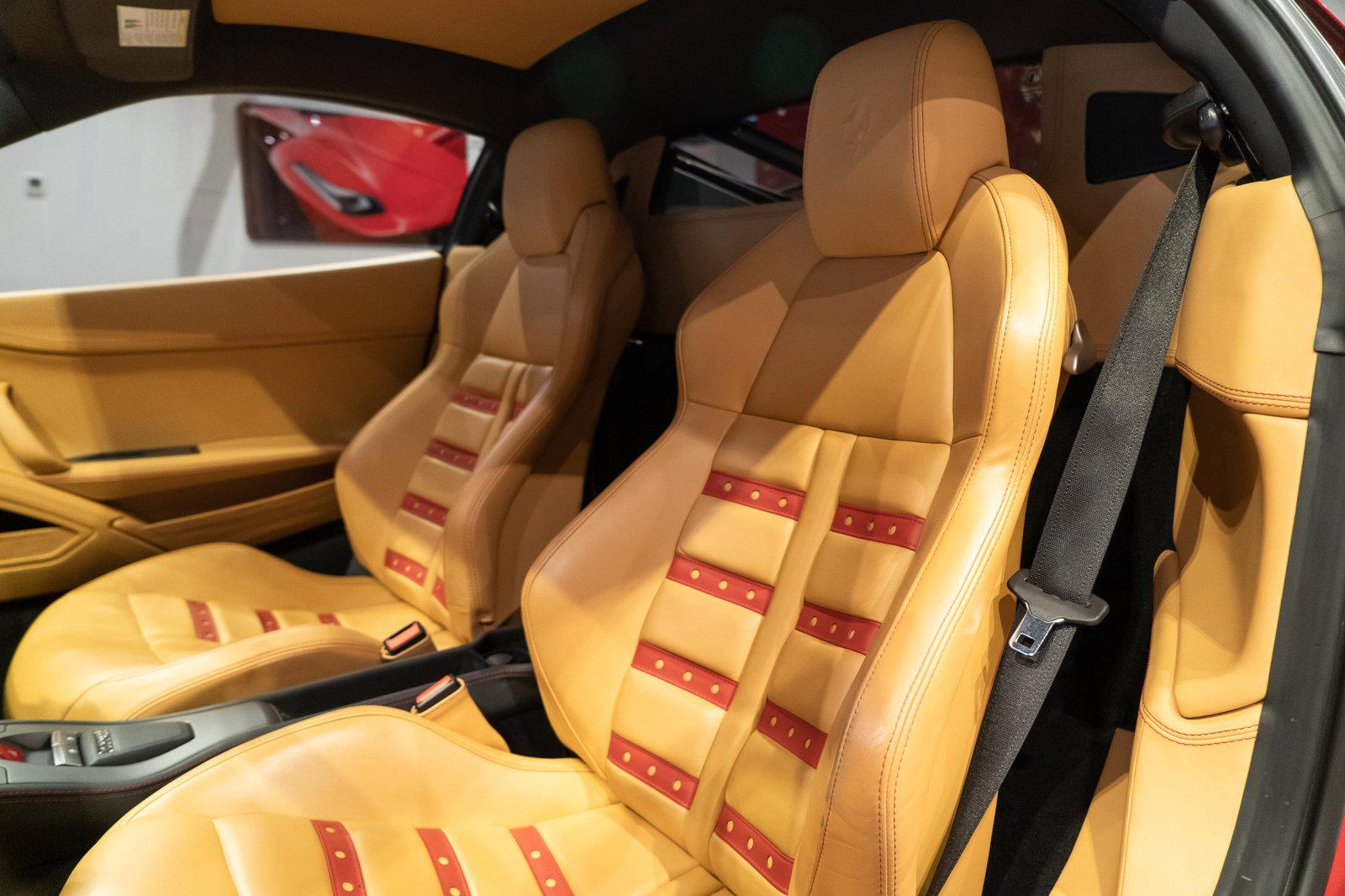 Certified Pre-Owned 2012 Ferrari 458 Italia