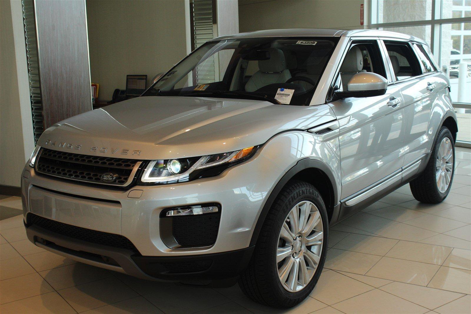 photo of 2016 Land Rover Range Rover Evoque