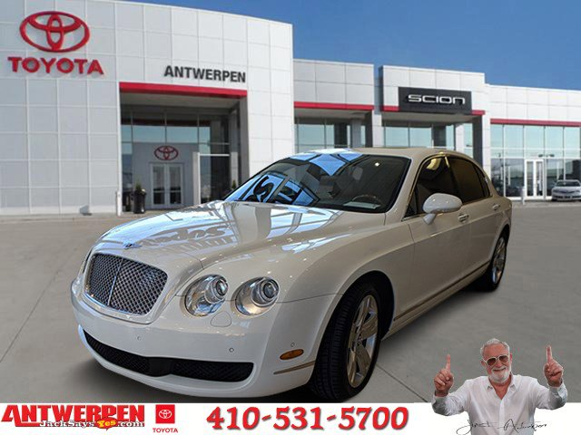 2007 Bentley Continental Flying Spur 4dr Sdn Bucket Seats