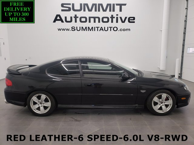 2005 Pontiac GTO 2dr Cpe PHANTOM BLACK METALLIC