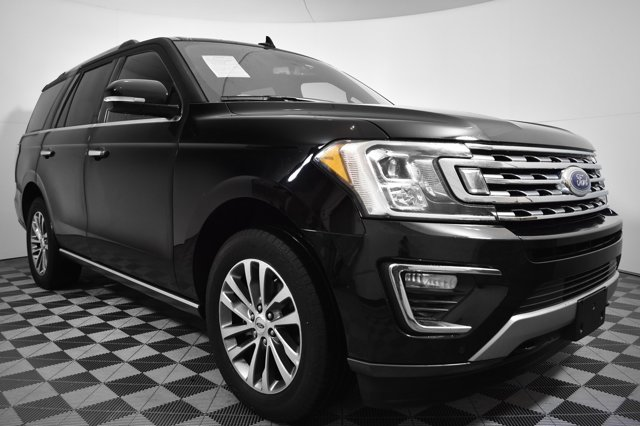 2018 Ford Expedition Limited 4x4 BLACK Auxiliary Audio Input