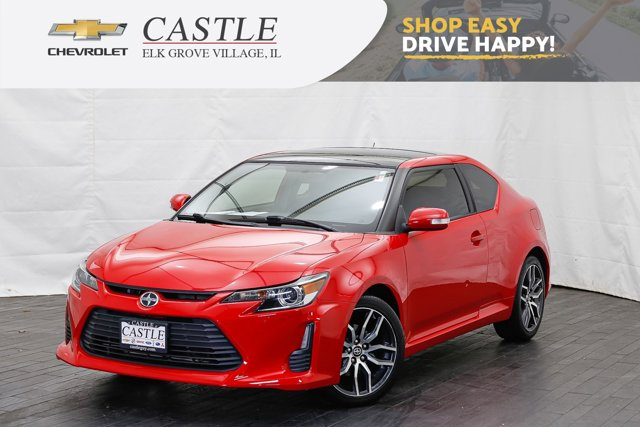 2014 Scion tC RED Cruise Control CD Player Bucket Seats