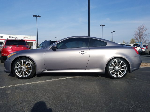 2008 Infiniti G37 Coupe 2dr Journey AMETHYST GRAPHITE
