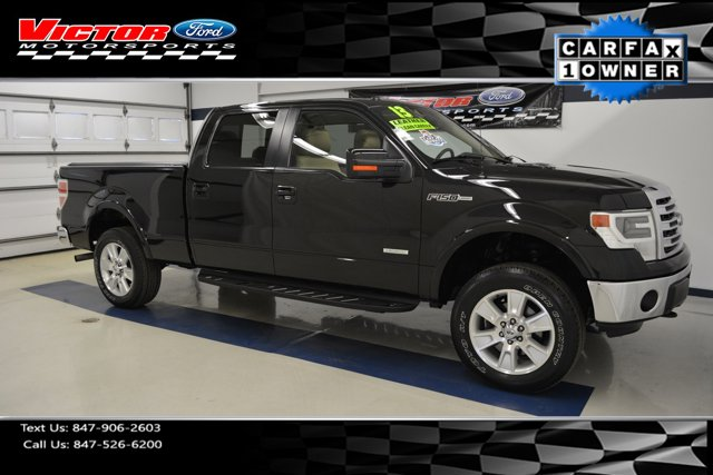 2013 Ford F-150 Front Side Air Bag Front Head Air Bag