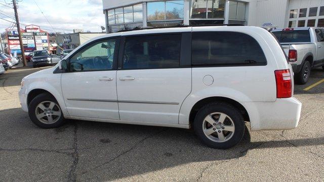 2010 Dodge Grand Caravan 4dr Wgn SXT STONE WHITE