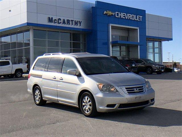 2010 Honda Odyssey 5dr EX-L w/RES POLISHED METAL METALLIC