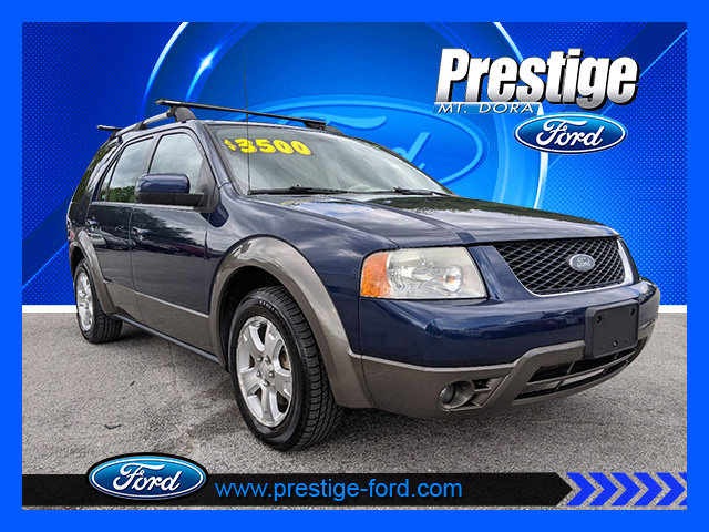 2005 Ford Freestyle 4dr Wgn SEL DARK BLUE PEARL CLEARCOAT