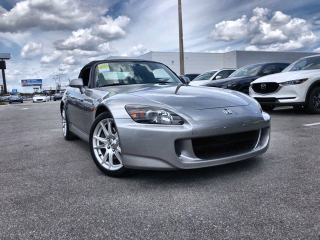 2004 Honda S2000 2dr Conv GRAY Engine Immobilizer Driver Air Ba
